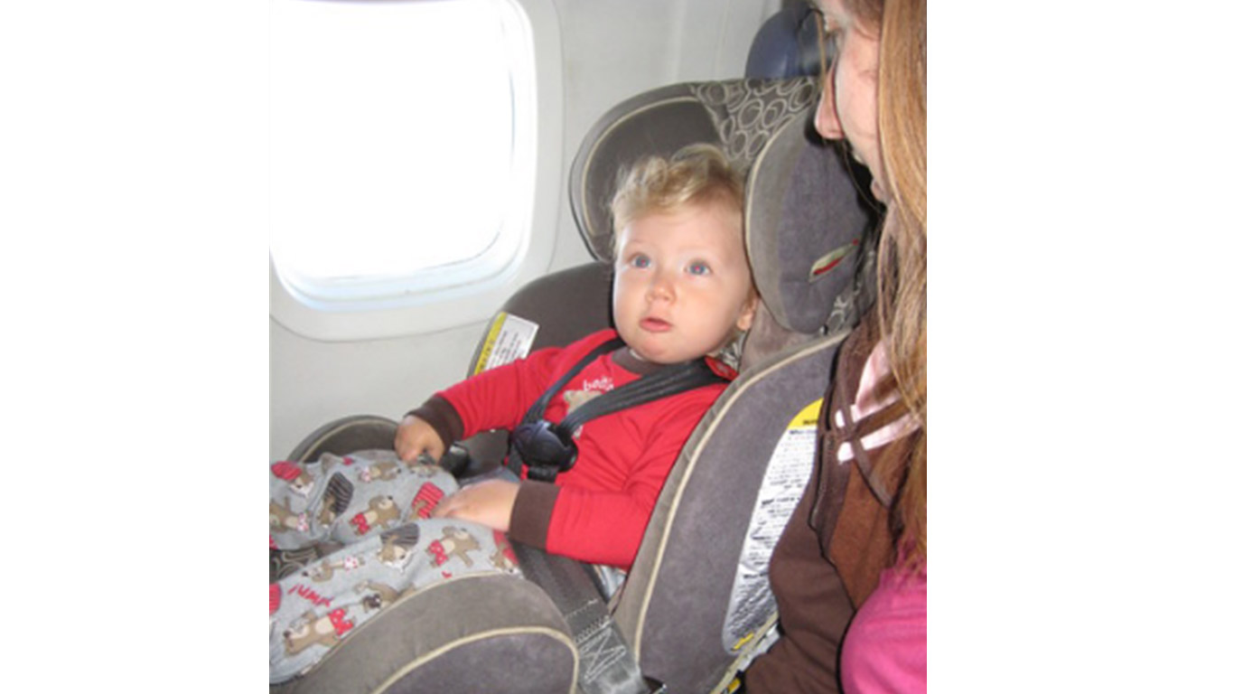 How To Pack A Car Seat For Checked Baggage Travel Closely